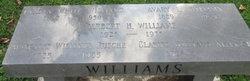 Margaret <I>Williams</I> Busche