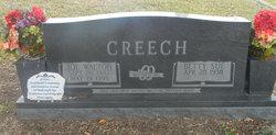 Joe Walton Creech