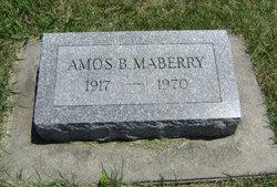 Amos Burton Maberry