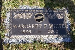 Margaret Fern <I>Thompson</I> White