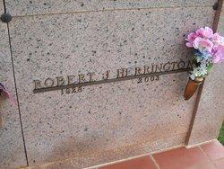 Robert J Herrington