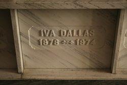 Iva <I>Youtz</I> Dallas