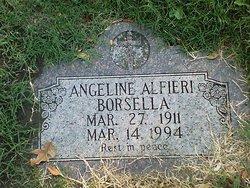 Angeline <I>Alfieri</I> Borsella