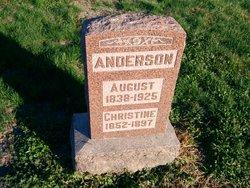 Christine <I>Erickson</I> Anderson