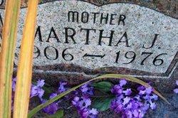 Martha Jane <I>Huffman</I> Hilton