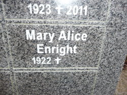 Mary Alice Enright