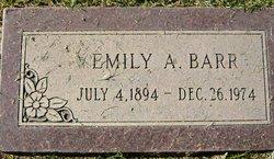 Emily A Barr