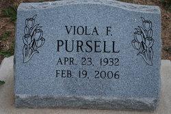 Viola F. Pursell