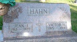 Jean J. <I>Henn</I> Hahn