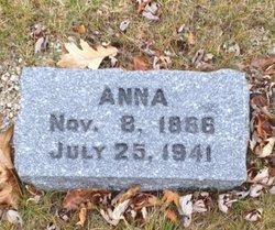 Anna <I>Reinhart</I> Barnhardt