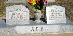 Henry N. Apel
