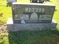 Irene Georgia <I>Henderson</I> Jones