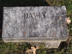 Aden Orval Davis