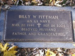 Billy Wayne Pittman