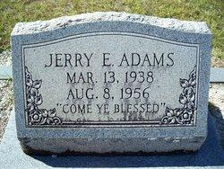 Jerry E Adams