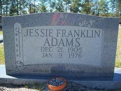 Jesse Franklin Adams