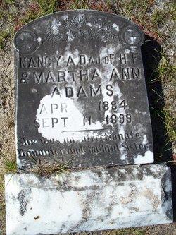Nancy A Adams