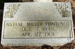 """Eustaste """"Nstase"""" <I>Miller</I> Fontenot"""