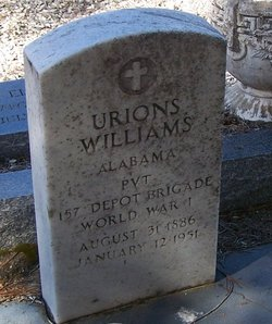 "Urious ""Rice"" Williams"