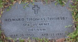 Howard Thomas Thorsby