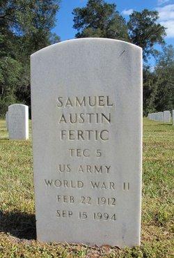 Samuel Austin Fertic