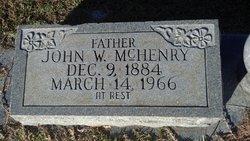 John Wiley McHenry