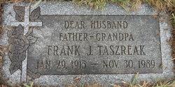Frank John Taszreak