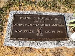 """Frank Ellis """"Mousey"""" Hutson, Jr"""