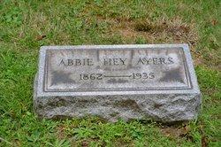 Abbie <I>Hey</I> Ayers