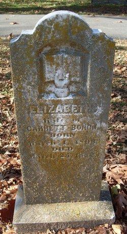 Elizabeth <I>Bayse</I> Bohon