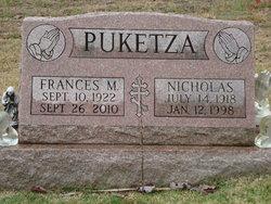 Nicholas Puketza