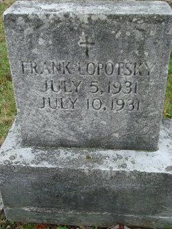 Frank Lopotsky