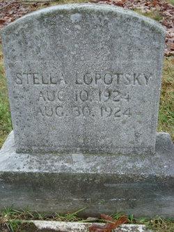 Stella Lopotsky