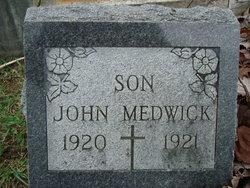 John Medwick