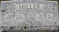 Ruth A Miller