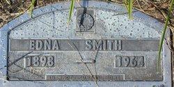 Edna Elizabeth <I>Mentzer</I> Smith
