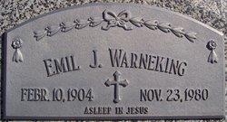 Emil J Warneking