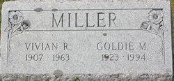 Goldie M Miller