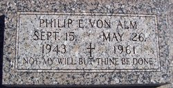 Philip E Von Alm