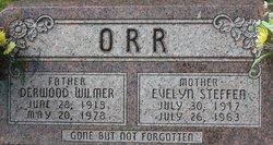 Derwood Wilmer Orr