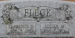 Clarence S Fleck