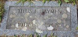 Titus Elmer Jaymes