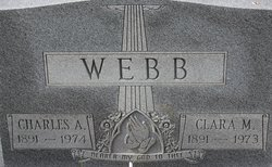 Charles A Webb