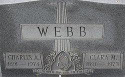 Clara May <I>Wagner</I> Webb