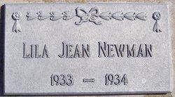Lila Jean Newman