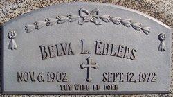 Belva L <I>Hill</I> Ehlers