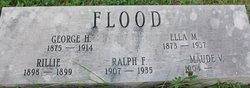 Ralph F Flood
