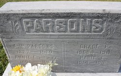 Aubrey W Parsons