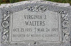 Virginia J Walters