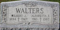 Alfaretta Florence Walters